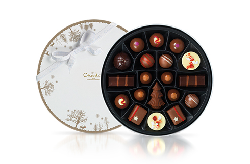 Christmas collection Hotel Chocolat