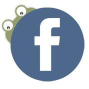 frog-facebook