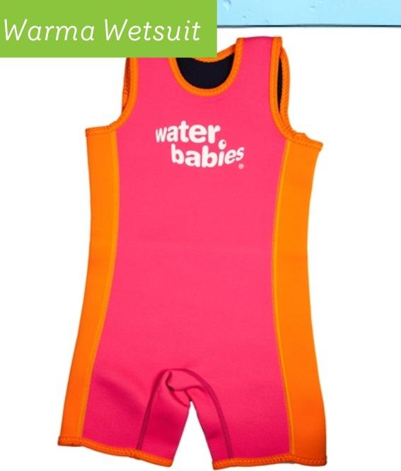 Water Babies Wet Suit