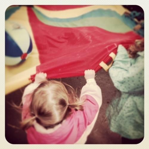 Little Fun Fest Parachute