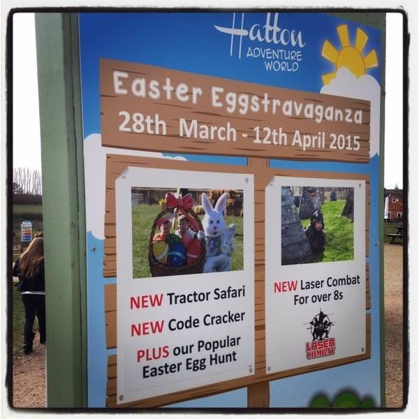 Hatton - Easter Eggstravaganza
