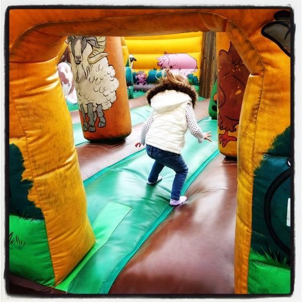 Hatton - bouncy castle