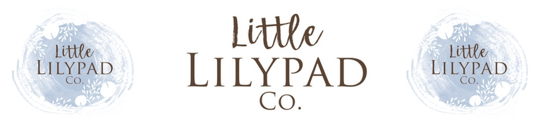 www.littlelilypad.co.uk, site logo.