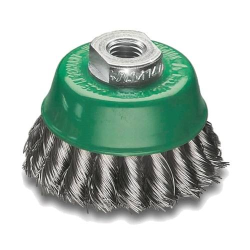 Stainless Steel Wire Brushes for Angle Grinders