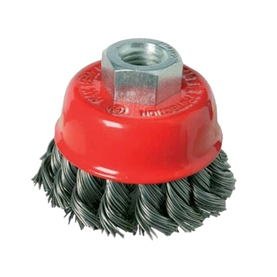 Steel Wire Brushes for Angle Grinders