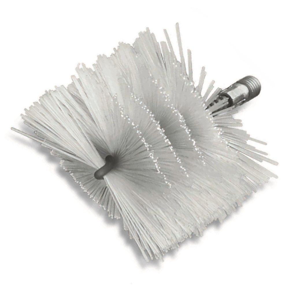 <!-- 032 -->Nylon Boiler Brush 50mm - 100mm x W1/2