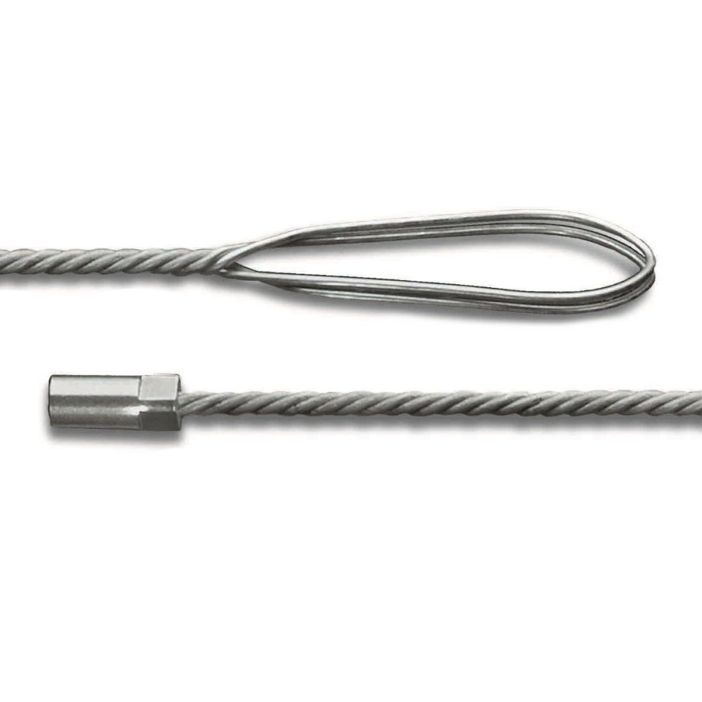 <!-- 204 -->Twisted Wire Extension Handle 1000mm x W1/2