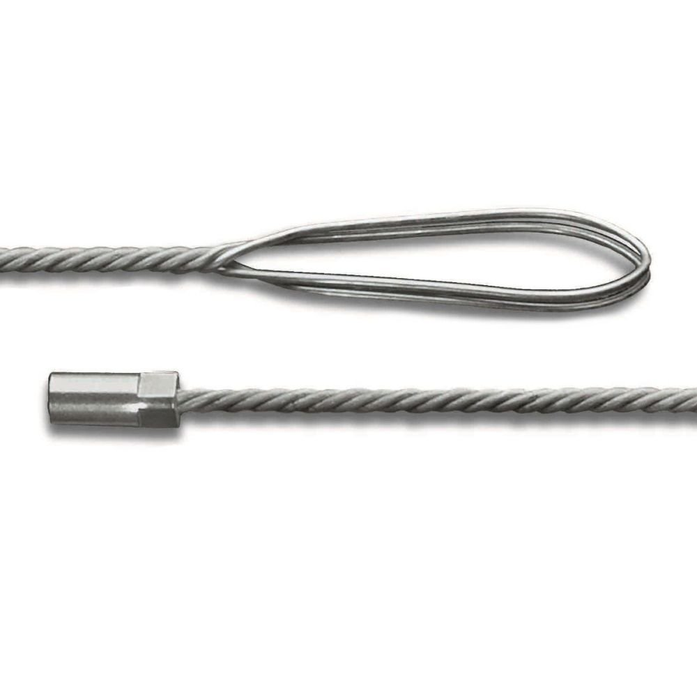 <!-- 206 -->Twisted Wire Extension Handle 500mm x W1/2