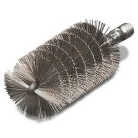 <!-- 025 -->Stainless Wire Tube Brush 30mm x W1/2