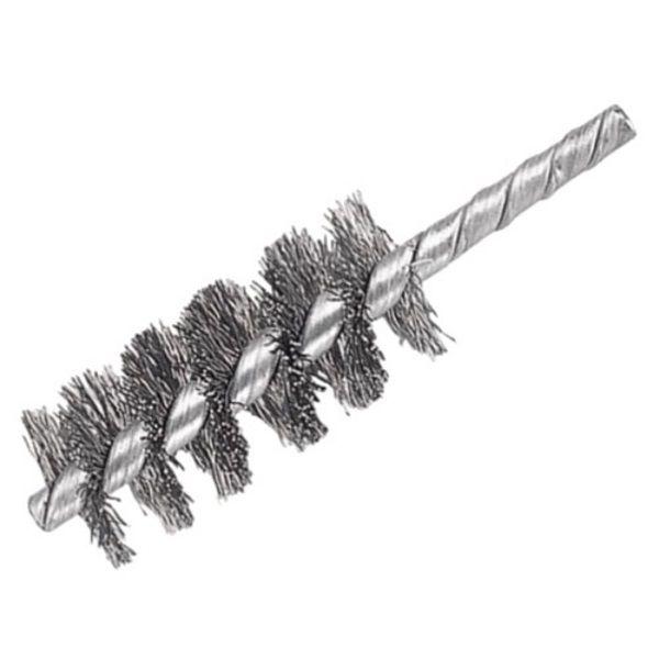 Crimped Steel Cylinder Wire Brush 28mm