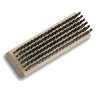 Steel Wire Block Brush 185mm