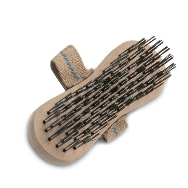 Steel Wire Block Brush 200mm with Strap