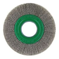 Stainless Steel Rotary Wire Brush 125mm