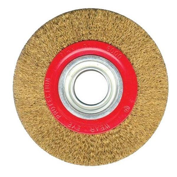 Rotary Wire Brush 125mm