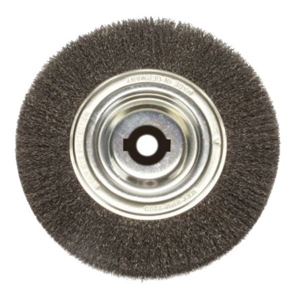 Rotary Wire Brush 250mm (Industrial Spec)