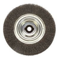 Rotary Wire Brush 350mm (Industrial Spec)