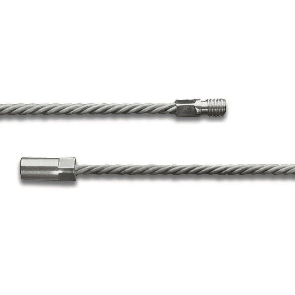 Twisted Wire Extension Rod 1000mm x M12