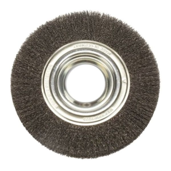 Rotary Wire Brush 200mm Extra Wide (Industrial Spec)