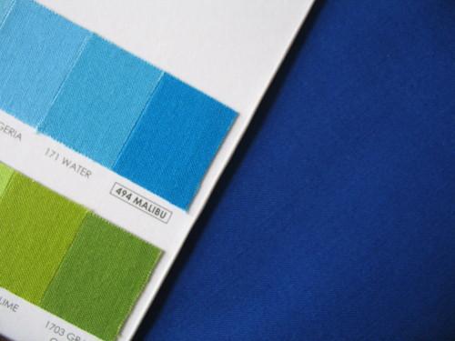 Kona Cottons - deep blue