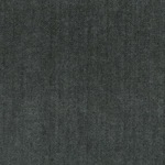 Robert Kaufman Shetland FLANNEL herringbone in jet dark grey