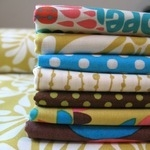 Mini Cloth stack NOD TO MOD >>> Retro Baby