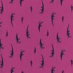 Sarah Watts - Honeymoon snake brush in purple