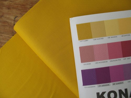 Kona Cottons - GRELLOW