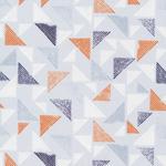Ink and Spindle cloud 9 organics-blockprint in orange