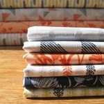 Mini Cloth stack Luschious Landscape - organic