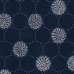 Jennifer Sampou Shimmering sphere in Indigo