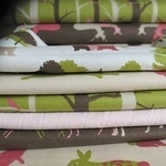 Mini cloth stack Linz forest friends