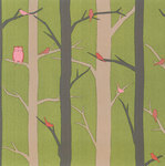 Westfalenstoffe Linz Hidden owls in trees (wide)