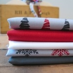 Mini cloth stack Bergen christmas selection