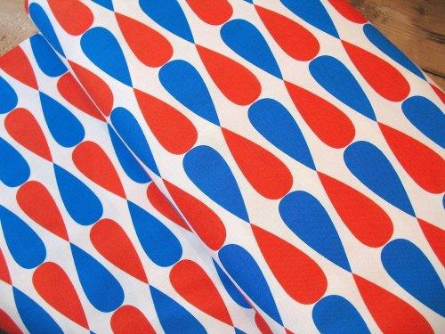 Emmie K for Robert Kaufman Geo Pop2 mod globs on bright
