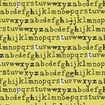 Julia Rothman TYPE - type writer  Font
