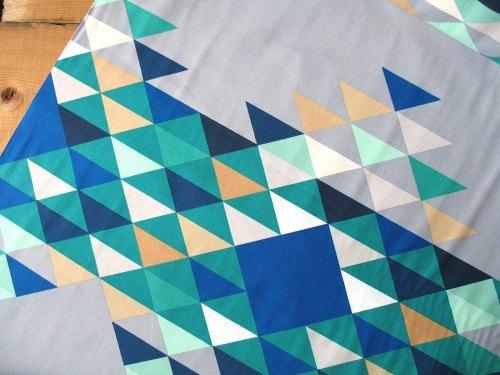 Angela Walters Fragmental Park Fractal Quilt Panel