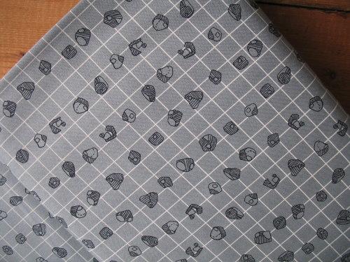 Carolyn Friedlander Carkai grid bits in Titanium