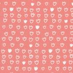 Aneela Hoey Moda Vignette tulip in pink