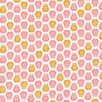 Aneela Hoey Moda Vignette ladybug in pink