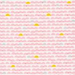 Cloud 9 Organics Glint dawn  in pink