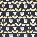 Ellen Luckett Baker Monochrome blooms in black