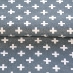 Dutch JERSEY crosses on grey