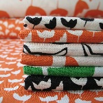 Mini Cloth stack Lotta Jansdotter simply Scandi