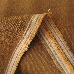 Robert Kaufman Essex  YARN DYED LINEN SPICE