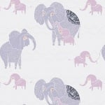 Dear Stella Dreamscape counting Elephants in white