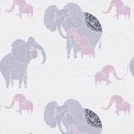 Dear Stella Dreamscape counting Elephants in white