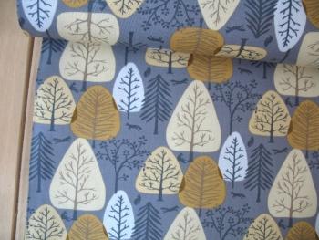 Dear Stella Timberland trees on grey