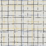 Art Gallery 'Take Shape' irregular quadrants check