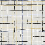 Art Gallery 'Take Shape' irregular quadrants check
