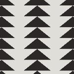 Art Gallery 'Take Shape' Tri-lateral stripe